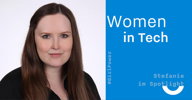 Women in Tech Stefanie Facebook Post